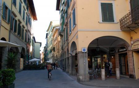 Borgo Stretto, Pisa