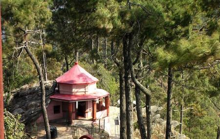 Kasar Devi Temple Image