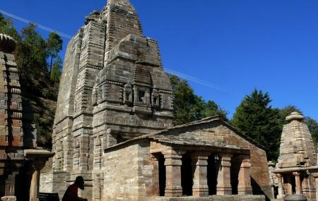 Katarmal Sun Temple Image