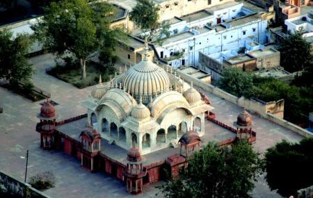 Cenotaph Of Maharaja Bhaktawar Singh Image