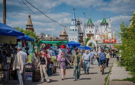 Izmaylovo Market Image