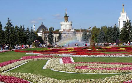 All Russia Exhibition Centre Image
