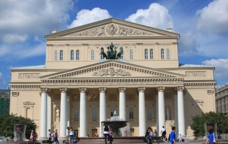 Bolshoi Theatre Image