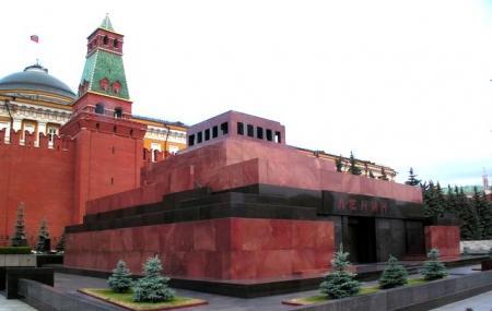 Lenins Mausoleum Image