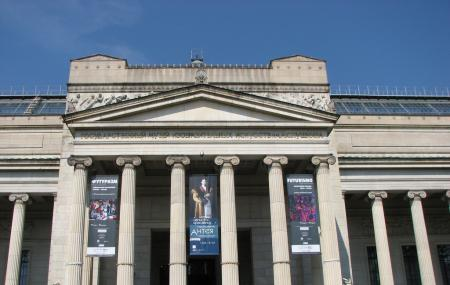 Pushkin Fine Arts Museum, Moscow