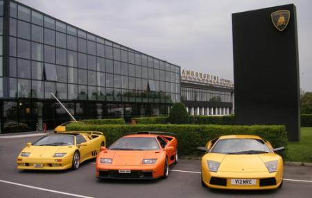 Lamborghini Museum Image