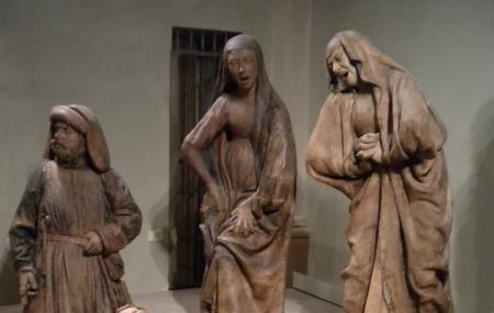 Compianto Sul Cristo Morto Image