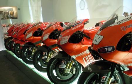 Museo Ducati Or Ducati Museum Image