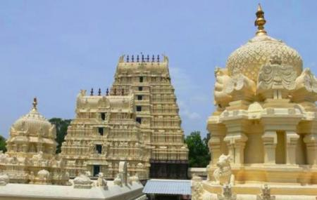 Jalagandeswarar Temple, Vellore