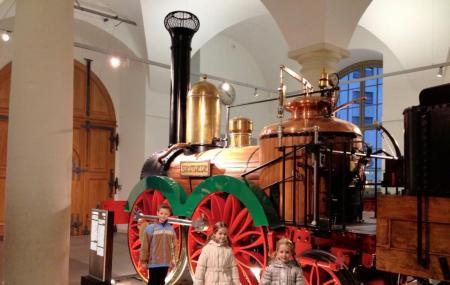Transport Museum Dresden Image