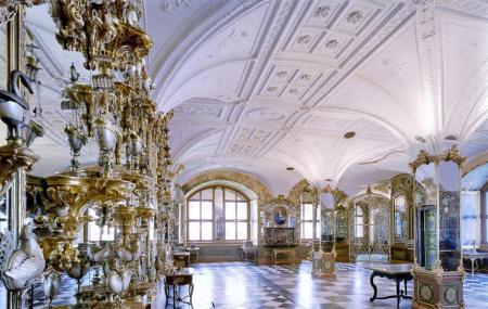 Schloss Und Grunes Gewolbe Image