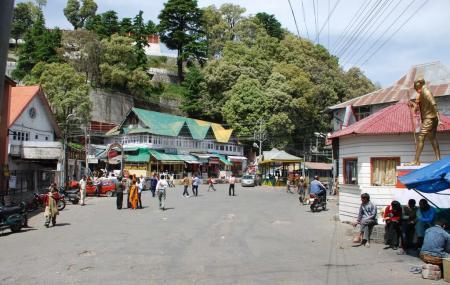 Market At Gandhi Chowk Image