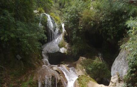 Satdhara Falls Image