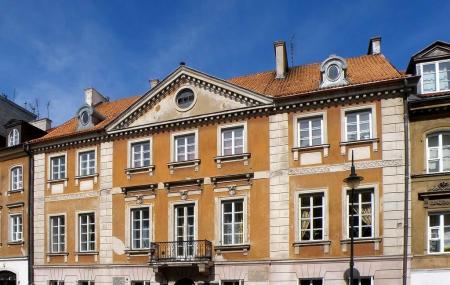 Maria Sklodowska Curie Museum Image