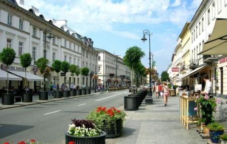 Nowy Swiat Street Image