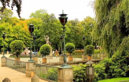 Lazienki Park Image
