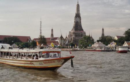 Tha Tien Pier Image