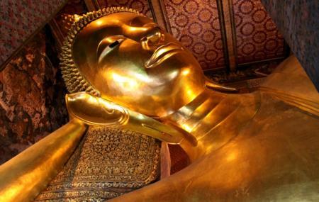 Wat Pho Reclining Buddha Image