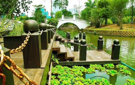 Perdana Botanical Gardens Image