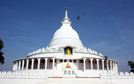 World Peace Pagoda Image
