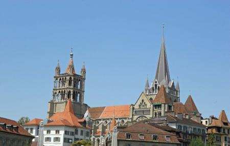 Lausanne Cathedral Image