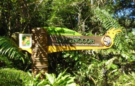 Semenggoh National Park, Kuching