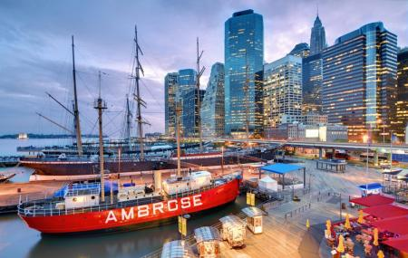 South Street Seaport Image