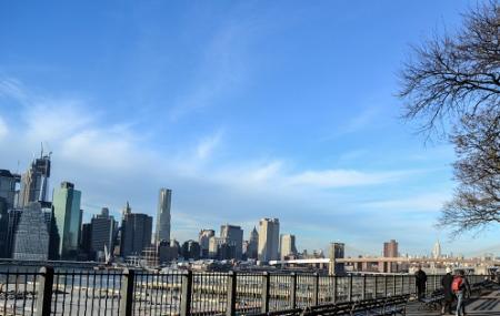 Brooklyn Heights Promenade Image