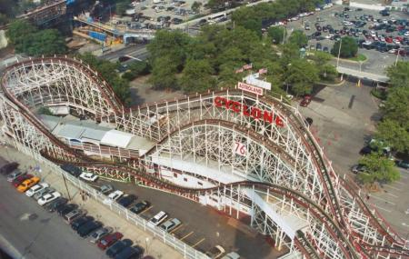Coney Island Cyclone Image