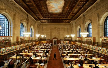 New York Public Library Image