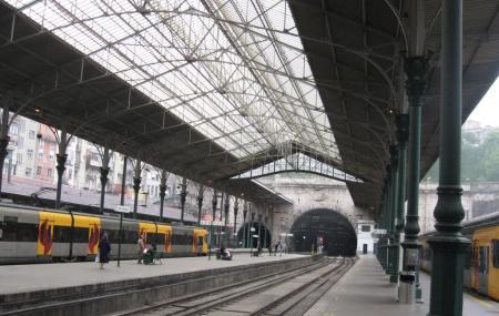 Rail Station Sao Bento, Porto