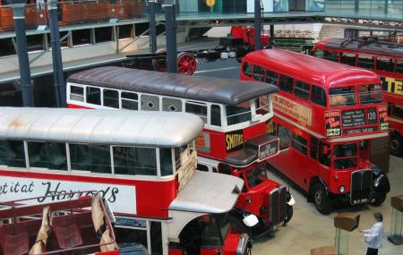 London Transport Museum Image