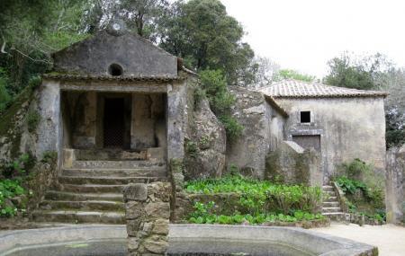 Capuchos Convent Image