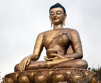 Buddha Dordenma Image