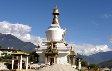 Thimphu Chorten Image