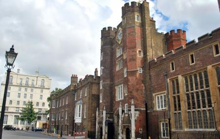 St James Palace Image