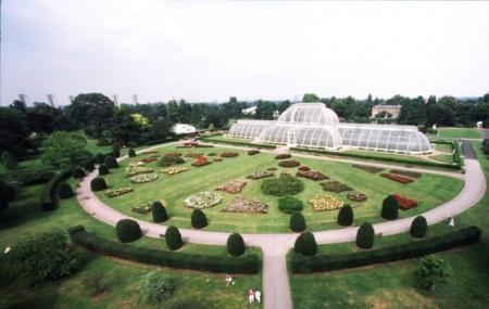 The Royal Botanic Kew Garden Image