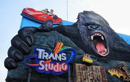 Trans Studio Bandung, Bandung
