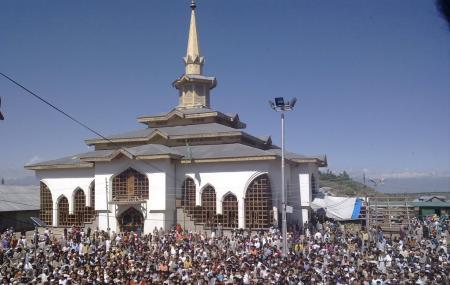 Charar-e-sharief Image