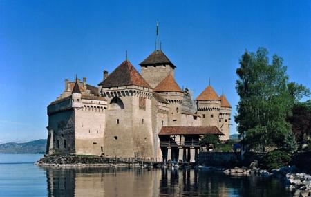 Chateau De Chillon Image
