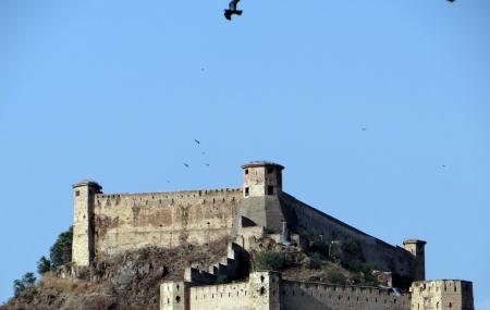 Hari Parbat Fort Image