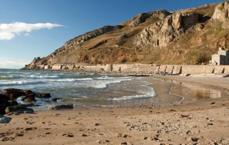 West Coast Beach Llandudno Image