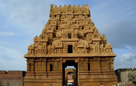 Brihadeeshwara Temple Image