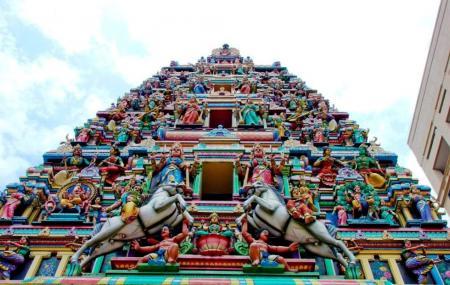 Sri Mahamariamman Temple Image