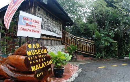 Penang War Museum Image