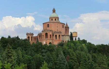 Sanctuary Of The Madonna Di San Luca Image