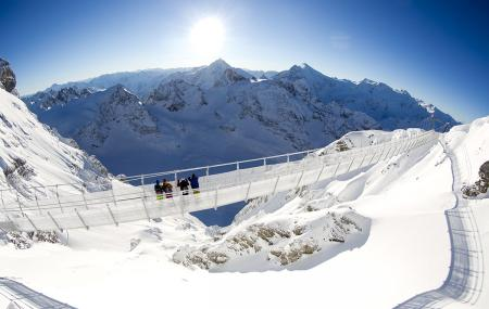 Titlis Bridge Image