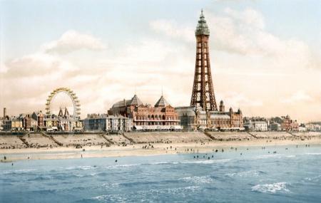 Blackpool Tower Image
