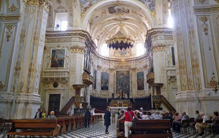 Bergamo Cathedral Image