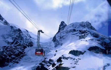 Matterhorn Glacier Paradise Image
